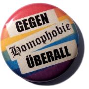 Gegen Homophobie überall