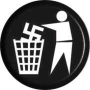 Halte Deine Umwelt sauber (s/w)