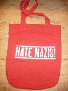 HATE NAZIS ( Fairtrade )