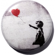 Banksy - Girl with a balloon