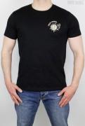 True Rebel T-Shirt Flail Black