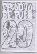 PROUD TO BE PUNK Nr. 20