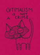 Catimalism is not a crime