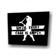 Until Every Cage is Empty (Action)