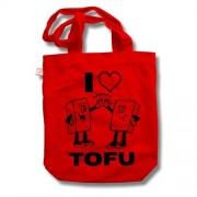 I heart Tofu  ( Fairtrade )