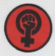 FEMINISM -gestickt-