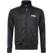Lonsdale Track Jacket Black