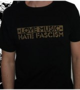 Love Music Hate Fascism ( Fairtrade)