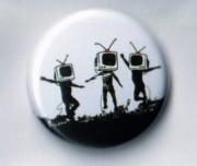 Banksy - TV heads