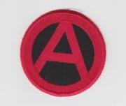 Anarchie -gestickt-