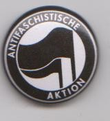 Antifaschistische Aktion - schwarz-