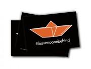#leavenoonebehind - #wirsagenMOIN –  ( 30 Stück )