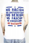 True Rebel klein/taliert No Discussion White
