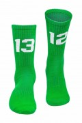 Sixblox Socks 1312 Green White