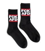 Tennissocken - FCK AFD - black