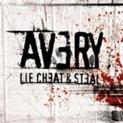 AVERY - Lie,Cheat and Steal  LP