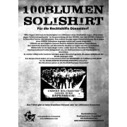 100BLUMEN - Soli -( FAIRTRADE )