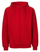 Zipper - Red