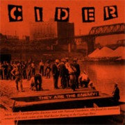 CIDER -They are the Enemy LP