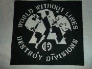 WORLD WITHOUT LINES - Destroy Divisions
