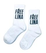 Soli-Tennissocken - FREE LINA - white