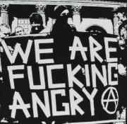We are Fucking Angry (30 Stück)