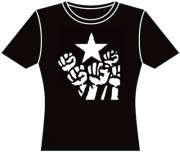 Fist and Star ( FAIRTRADE )