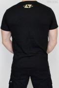Less Talk T-Shirt Team Black