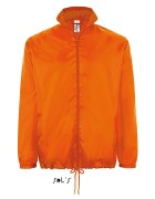 Shift Windbreaker orange