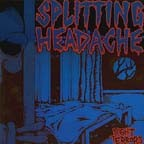SPLITTING HEADACHE - Night terrors LP ( colored Vinyl )