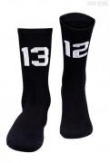 Sixblox Socks 1312 Black White