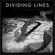 DIVIDING LINES -wednesday/6pm LP ( colored )