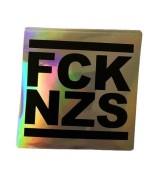 FCK NZS - (hologramm) (15 Stück)