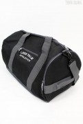 Less Talk Sports Bag Black Grey