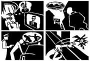 Gegen TV, Stadt, Bullen