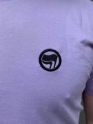 Antifaschistische Aktion (gestickt)