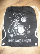FOOD NOT BOMBS HEXE