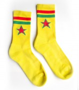 Tennissocken - Defend Rojava