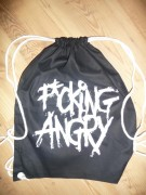 F*cking Angry - Turnbeutel