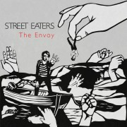 STREET EATERS -the envoy LP ( colored )