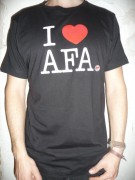 I love AFA  Shirt  ( FAIRTRADE )