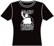Do not question Authority ( FAIRTRADE )