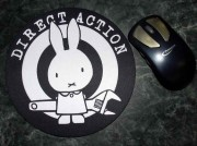 Mousepad: Direct Action