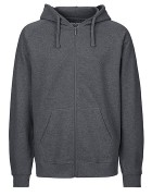 Zipper - Dark Heather