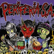 PERIFERIA S.A. - s/t LP ( colored Vinyl )
