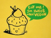 Vegan Muffin - Eat me! I'm Sweet And Vegan