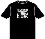 No Justice - No Peace (FAIRTRADE)