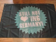 Still not Loving Germany ( türkis )