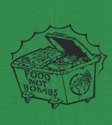 FOOD NOT BOMBS- FREE FOOD FOR ALL!