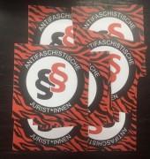 Antifaschistische Jurist*innen (Folie 30 Stück)